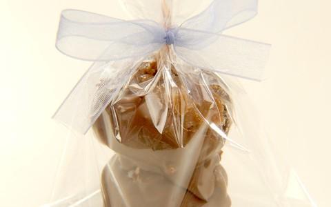 Pop cake de beijinho de coco