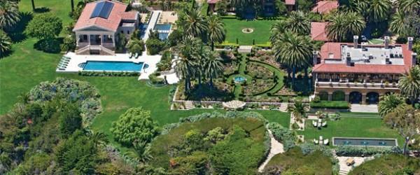 Casa alugada por Beyoncé e Jay-Z (Foto: Chris Cortazzo Malibu Real Estate)