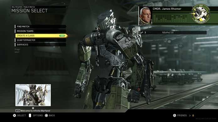 Call of Duty: Infinite Warfare: confira dicas para mandar bem no modo multiplayer (Foto: Reprodução/Murilo Molina)