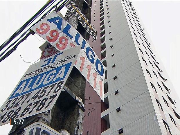 H1_Aluguel (Foto: TV Globo)
