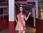 Viviane Araújo é coroada rainha de baile gay no Rio