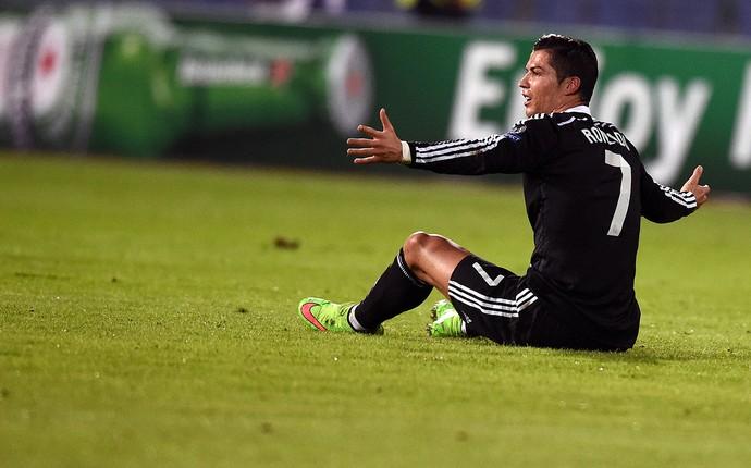 Cristiano Ronaldo Real Madrid (Foto: AFP)