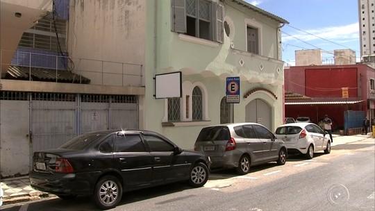 Sinalização das vagas de Zona Azul começa a ser feita em Sorocaba
