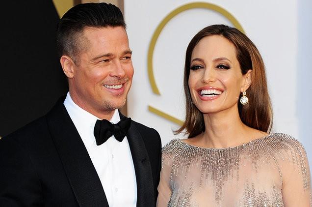 Brad Pitt e Angelina Jolie (Foto: Divulgação)