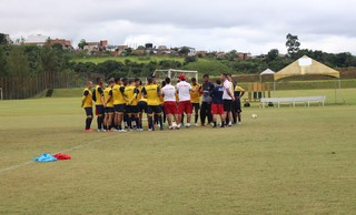Audax, centro de treinamento do Atlético Sorocaba (Foto: Luiz Ferreira)
