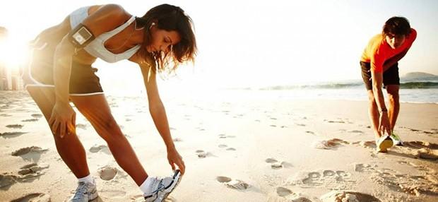 Aplicativos podem estimular o início da prática esportiva e eliminar o sedentarismo (Foto: Divulgação Hapvida)