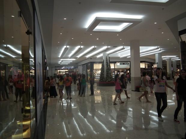 Taubaté Shopping inaugurou nesta quinta-feira (5) a 7ª etapa da expansão. (Foto: Divulgação/Taubaté Shopping)