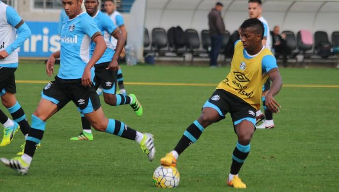 Miller Bolaños Grêmio (Foto: Eduardo Moura/GloboEsporte.com)