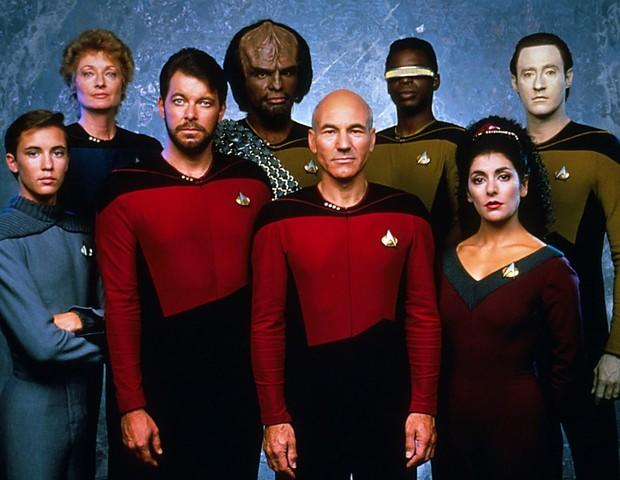 Star Trek A Nova Geração (Foto: reprodução)