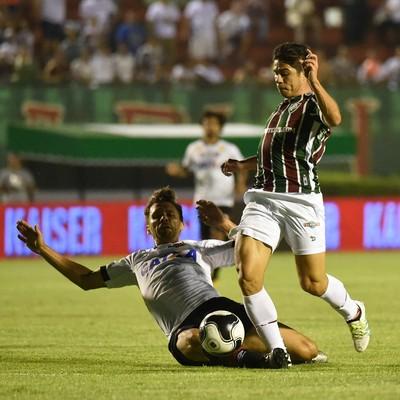 Osvaldo - Fluminense  (Foto: André Durão)