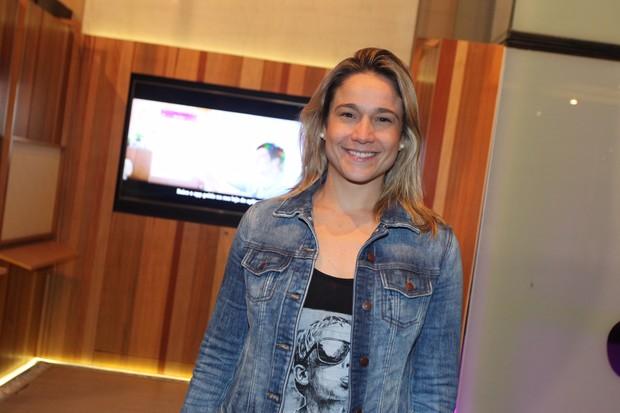 Fernanda Gentil (Foto: Marcello Sá Barretto / AgNews)