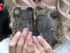 Australiano diz que iPhone 7 pegou fogo e incendiou carro