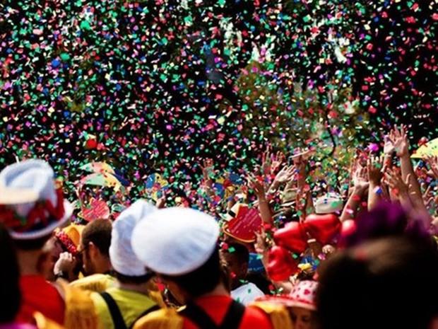 Caldas Novas espera milhares de foliões no carnaval deste ano, em Goiás (Foto: Divulgação/Prefeitura de Caldas Novas)
