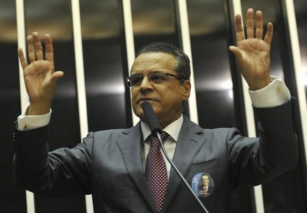 Deputado Henrique Alves (Foto: Antonio Cruz/Agência Brasil)
