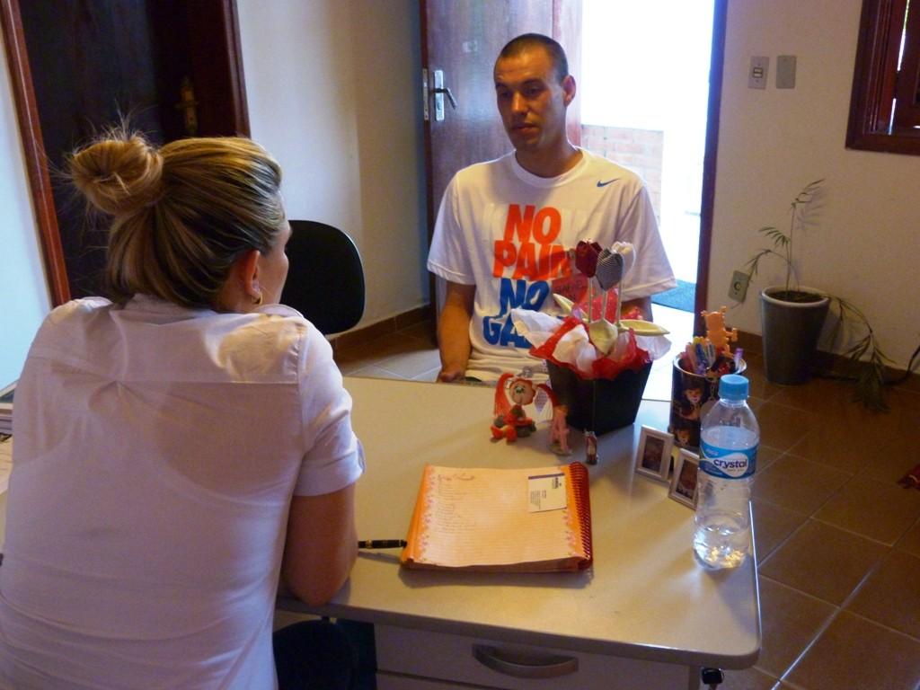 Rafael, a família e a clínica decidiram negar o convite (Foto: Divulgação)