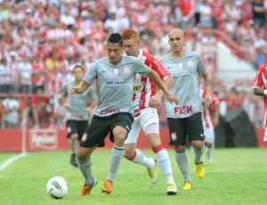 Náutico x Corinthians (Foto: Aldo Carneiro/Pernambuco Press)