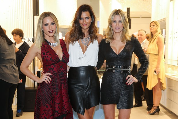 Giovanna Ewbank, Fernanda Motta e Didi WagnerDidi Wagner (Foto: Manuela Scarpa/Brazil News)