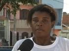 Irmã contesta versão da PM e alega inocência de morto em operação