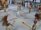 Império de Casa Verde encerra desfiles em SP e fala sobre a cura