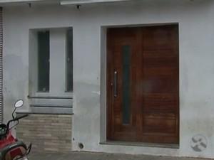 Adolescente morto em Pão de Açúcar, distrito de Taquaritinga do Norte (Foto: Reprodução/TV Asa Branca)