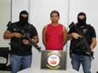 Foragido do AM preso por roubo e ocultação de cadáver é recapturado