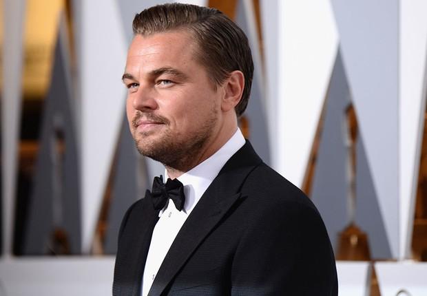 O ator Leonardo DiCaprio (Foto: Frazer Harrison/Getty Images)