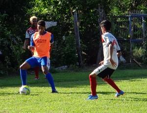 Grêmio Prudente 3 x 2 Tupã, jogo-treino (Foto: Rogério Mative / Divulgação, Grêmio Prudente)