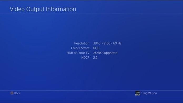 Para melhor qualidade, utilize o cabo HDMI fornecido pela Sony, ou um do tipo 2.0 (Foto: Reprodução/Felipe Demartini)