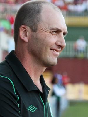 Gilmar Dal Pozzo técnico Chapecoense (Foto: Aguante Comunicação/Chapecoense)