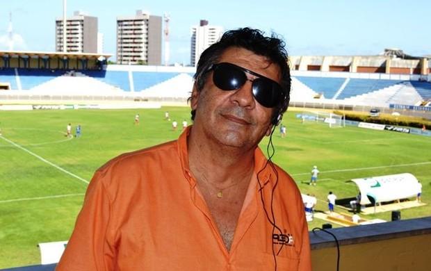 Ribeiro Neto assume o River Plate (Foto: Reprodução/Facebook)