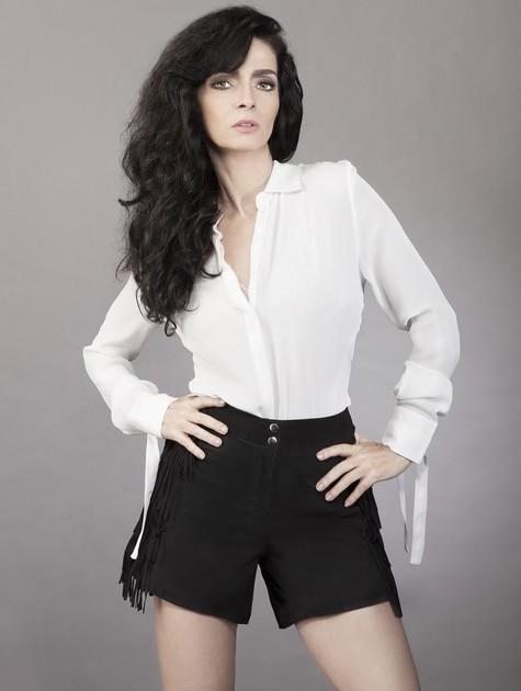 Cláudia Ohana (Foto: Carlo Locatelli)
