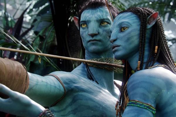 Uma cena de Avatar (2009) (Foto: Divulgação)