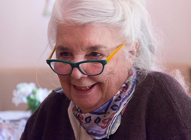 A chef e escritora Nina Horta (Foto: Márcia Evangelista/ Editora Globo)