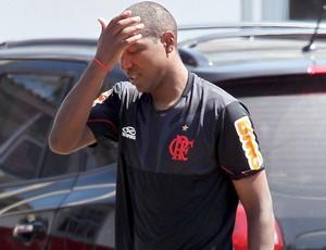 Renato do Flamengo (Foto: Ivo Gonzalez / Agência o Globo)