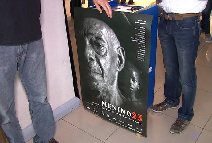 Documentário conta história verídica que ocorreu em Campina do Monte Alegre (Foto: Reprodução/TV TEM)