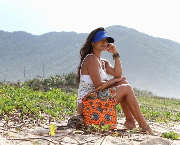 Ana Carolina Oliveira (Foto: Manoel Campos)