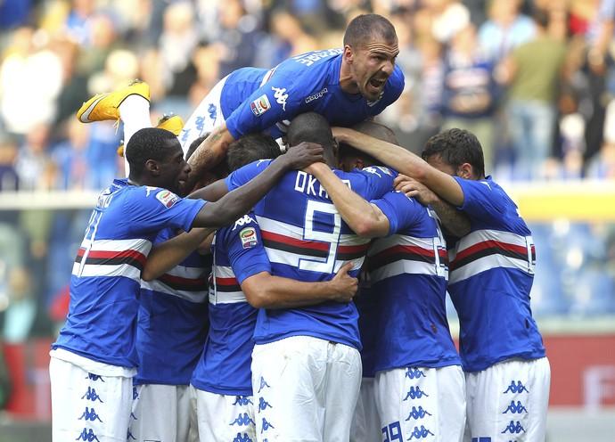 Sampdoria x Fiorentina (Foto: Getty Images)
