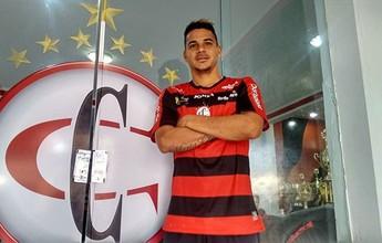 Uberlândia contrata terceiro meia para a disputa do Campeonato Mineiro