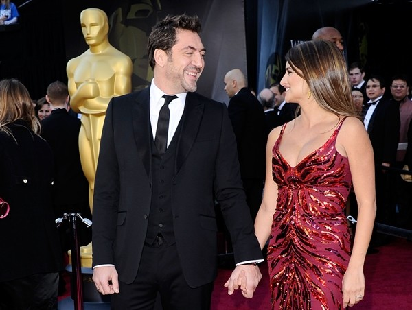 Penelope Cruz e Javier Bardem  (Foto: Getty Images)