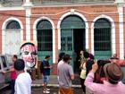 Grupos ocupam prédio do Iphan em Manaus (Indiara Bessa/ G1 AM)