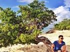 Luan Santana mostra viagem de férias: 'Desperta meu lado bom'