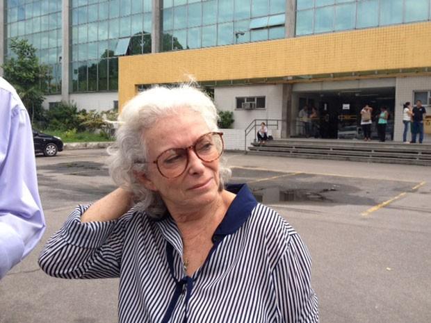 Suely Avelar é amiga da família e trabalho no projeto Portinari (Foto: Alba Valéria Mendonça / G1)