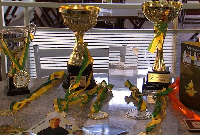 Campeões quando o assunto é sorvete! (Foto: De Ponta a Ponta / TV TEM)
