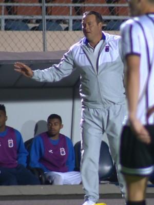 Roberto Fernandes Paraná Clube (Foto: Reprodução/RPC)
