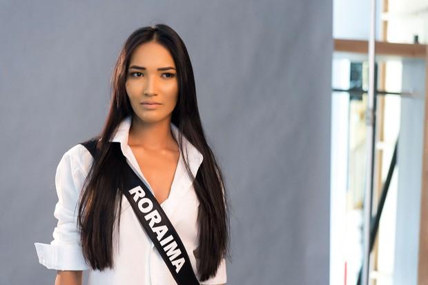 Iane Cardoso - Miss Roraima (Foto: Lucas Ismael / Divulgação Miss BE Emotion 2016)