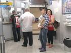 Greve dos bancários de SC completa 1 semana com 297 agências fechadas