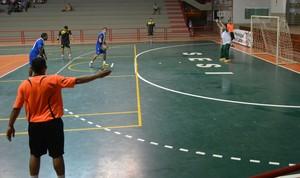 Taça Amazônica de Handebol 2014 no Acre (Foto: Duaine Rodrigues)