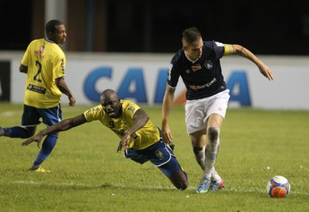 Max foi o nome do jogo, que garantiu o Remo na semifinal da Copa Verde (Foto: Akira Oruma/O Liberal)