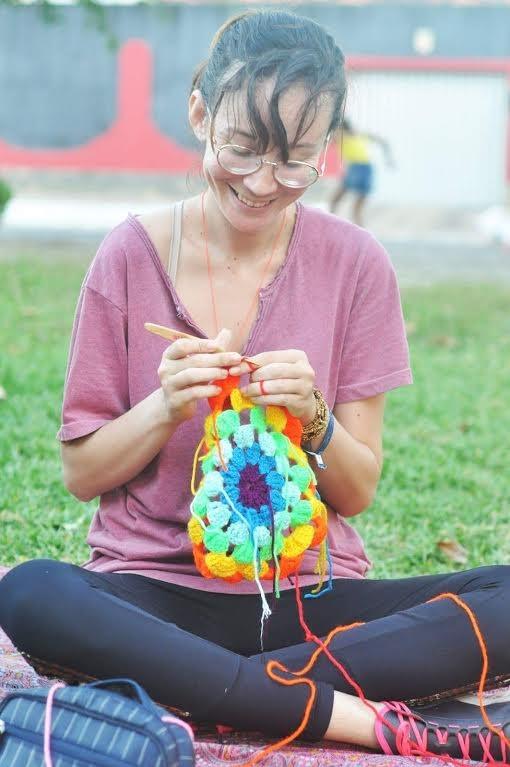 Lise Mariane, 29 anos, produtora cultural (Foto: Janaína Leocadio/Arquivo Pessoal)