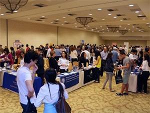 As Feiras EducationUSA são organizadas pelo EducationUSA, uma rede de escritórios afiliados ao Departamento de Estado Americano. (Foto: Divulgação/EducacionUSA)